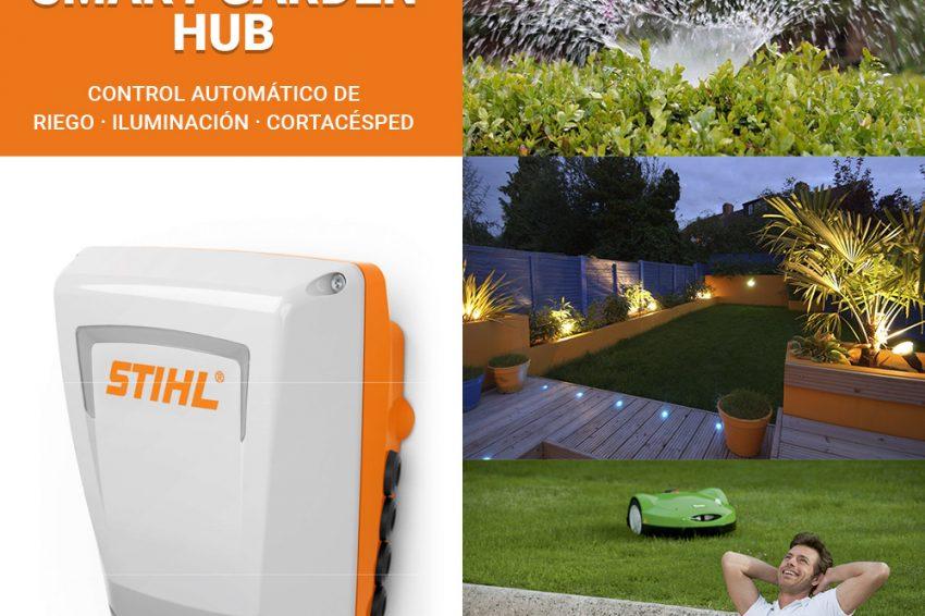 SMART GARDEN HUB – La solución inteligente para el cuidado de tu jardín