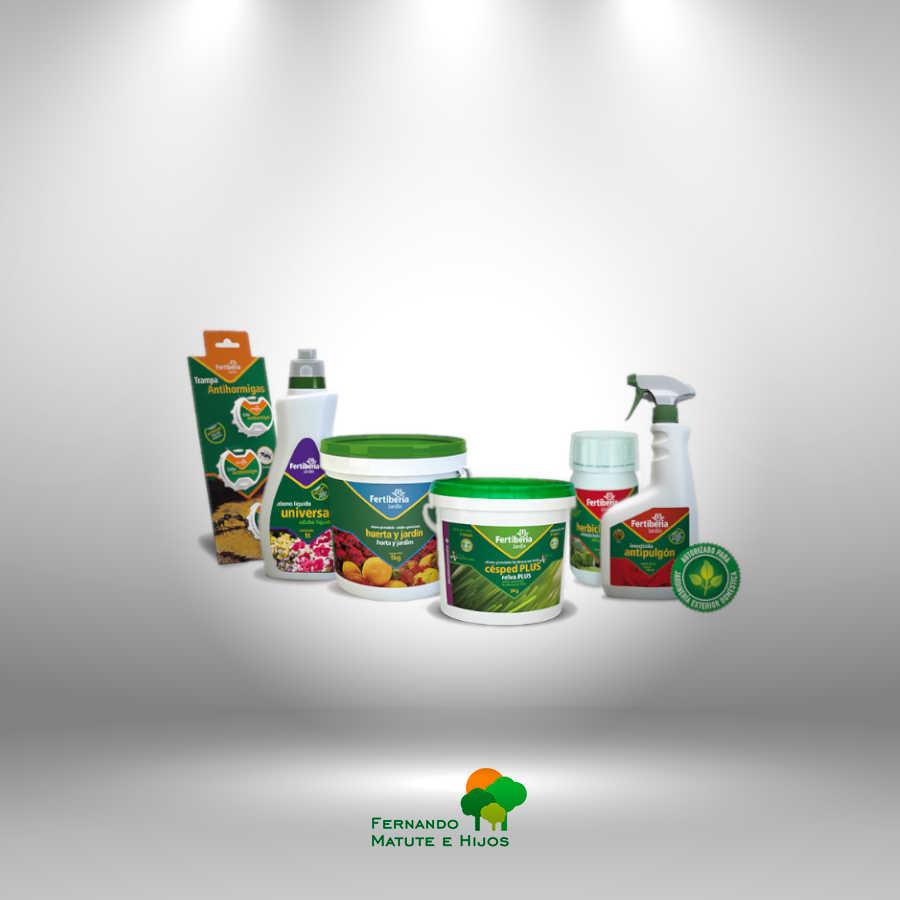 Abonos, Insecticidas y Herbicidas