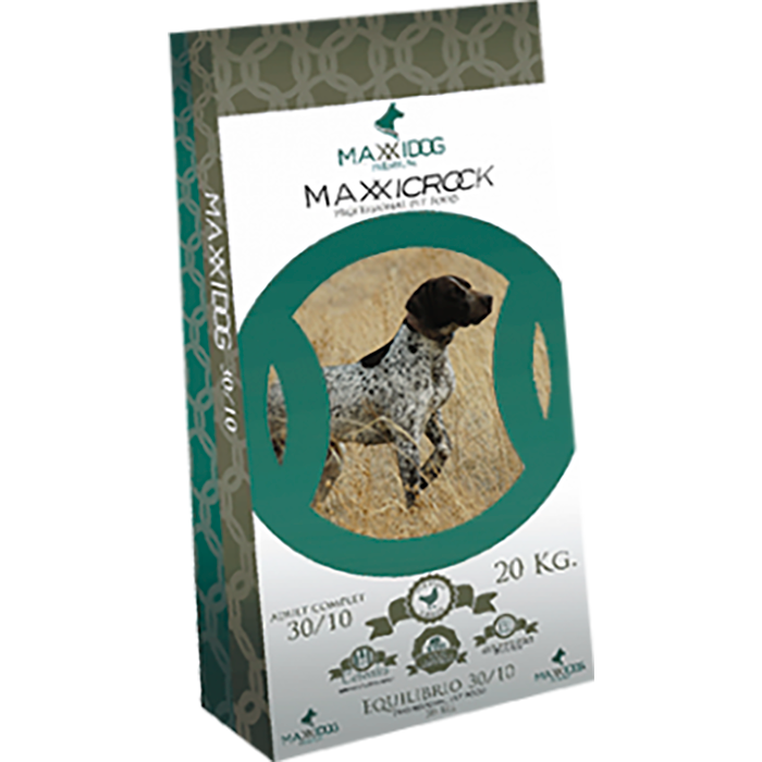 maxxi dog mantenimiento 20 Kg